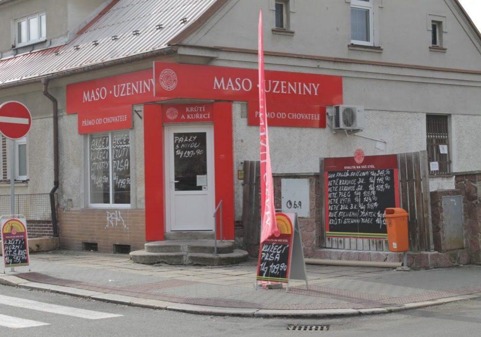 Mladá Boleslav zvenku